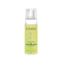 فوم پاک کننده آرایش صورت اویدرم (مناسب پوست چرب)