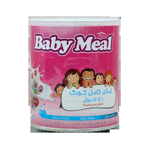 شیرخشک بیبی میل(غذای کامل کودک) کارن