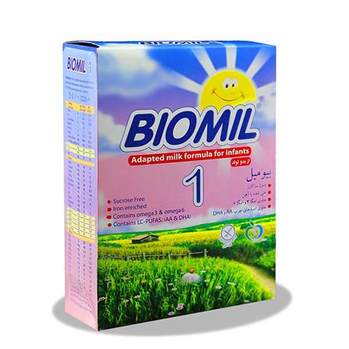 شیرخشک بیومیل1پاکتی