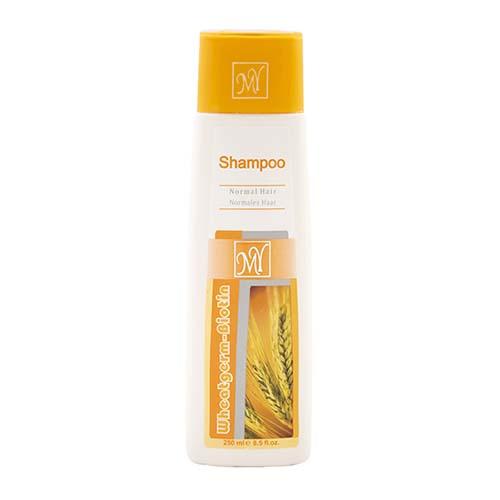 شامپو جوانه گندم و بیوتین مناسب موهای نرمال مای