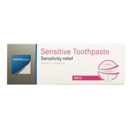 خمیر دندان ضد حساسیت نعنایی وایت اسمایل