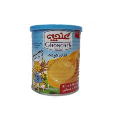 غذای کودک گندمین با شیر 400گرمی غنچه