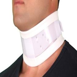 گردن بند طبی سخت ساده
