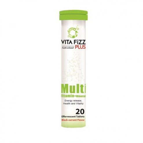 مولتی ویتامین مینرال ویتافیز پلاس