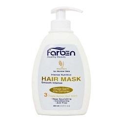 ماسک مو جوانه گندم فاربن