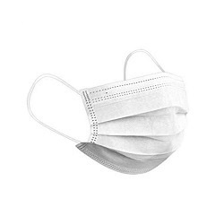 ماسک سه لایه پرستاری 50 عددی