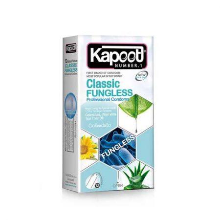 کاندوم کاپوت Classic Fungless