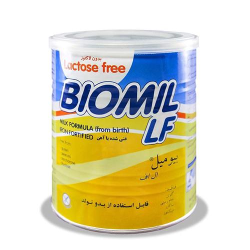 شیرخشک بیومیل ال اف