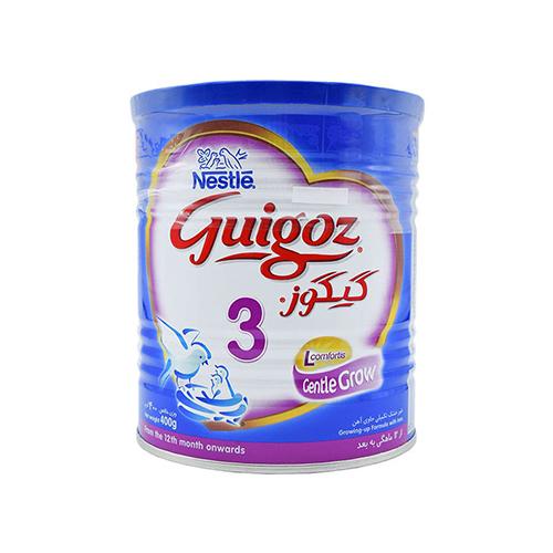 شیرخشک گیگوز 3 (یکسال به بالا)