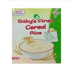غذای کودک برنجین با شیر غنچه