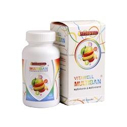 کپسول مولتی ویتامین مینرال ویتاول