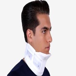 گردن بند طبی سخت چانه دار اف ام